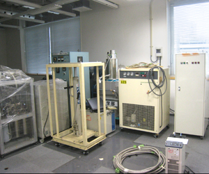 Helium Liquefying Machine(Taiyo Nippon Sanso)